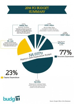 An analysis of how FGN allocates its expenditure.